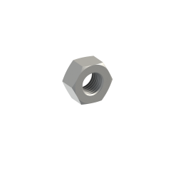 ".875"" X 3"" Long Plow Nuts"